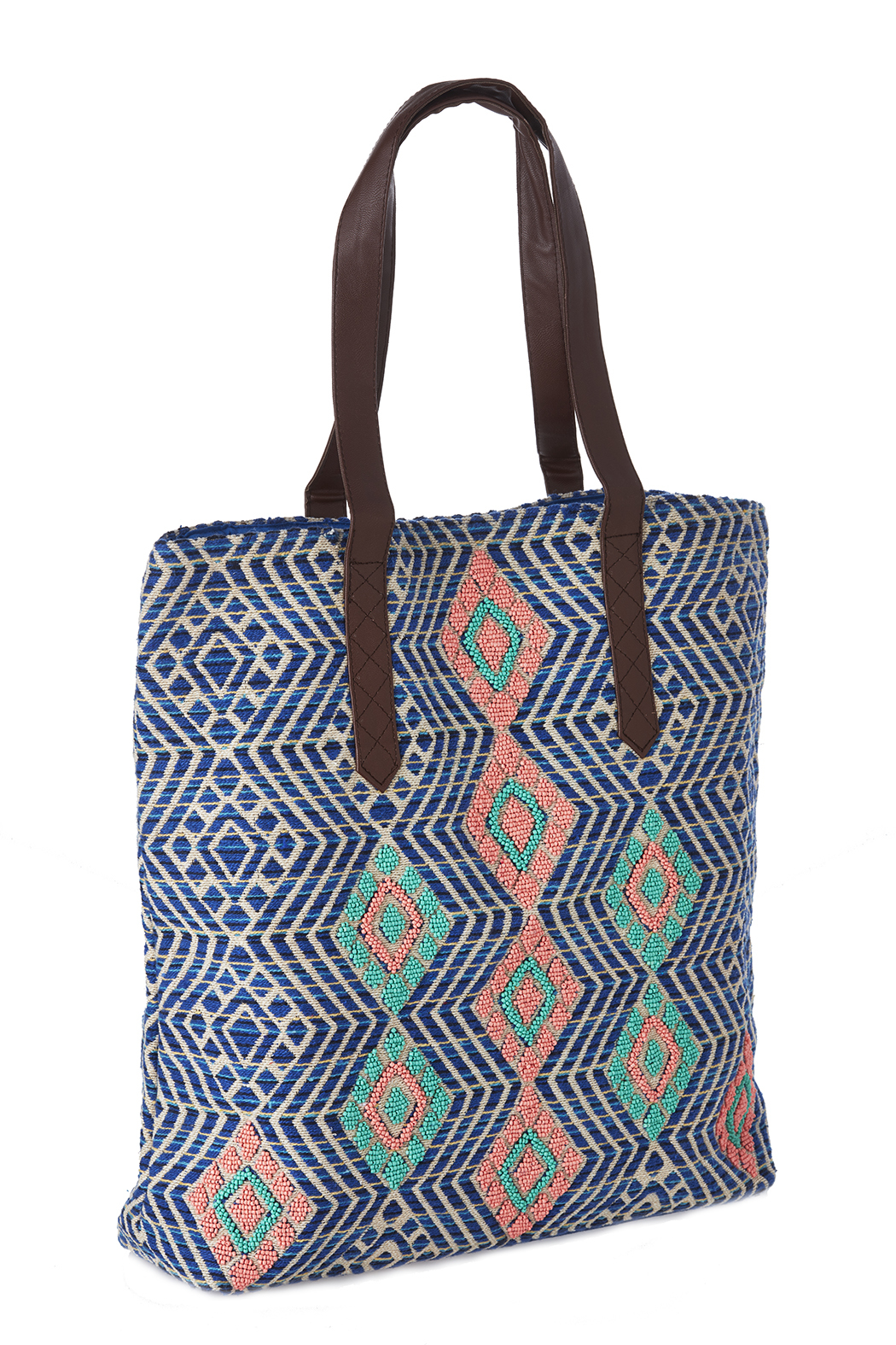 Lovestitch The Desirae Tote - Side Cropped Image