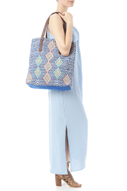 Lovestitch The Desirae Tote - Back cropped