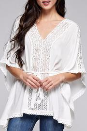 Lovestitch The Izzy Caftan Top - Product Mini Image