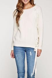 Lovestitch The Kim Sweater - Front cropped
