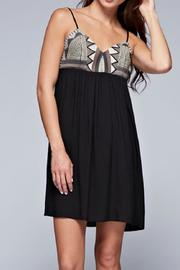Lovestitch The Monica Embroidered Dress - Product Mini Image