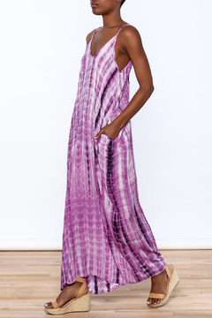 Lovestitch Purple Ravine Sleeveless Dress - Product List Image