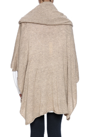 Lovestitch The Selma Poncho - Back cropped
