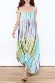Lovestitch Tie Dye Maxi - Product Mini Image