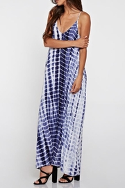 Lovestitch Tie Dye Maxi - Front cropped