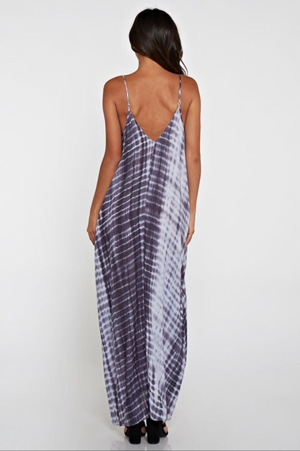 Lovestitch Tie Dye Maxi - Front Full Image
