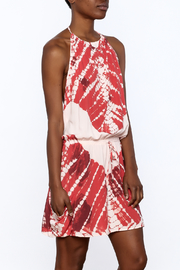 Lovestitch Tie-Dye dress - Front cropped