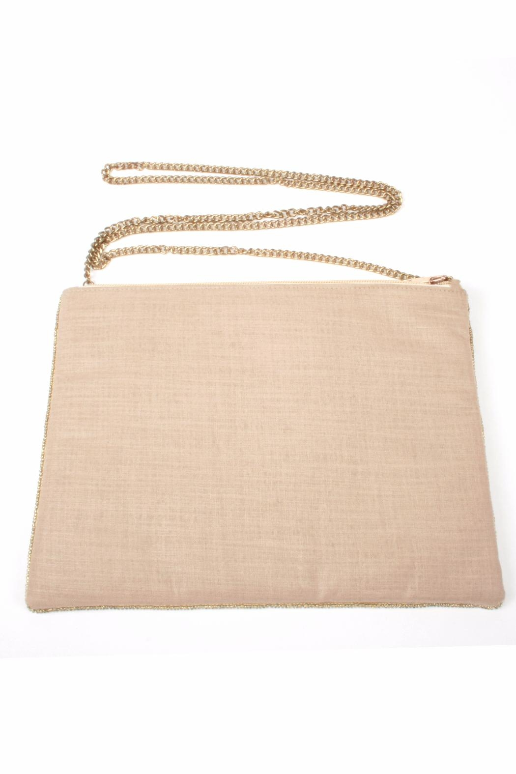 Lovestitch Vintage Inspired Clutch - Front Full Image