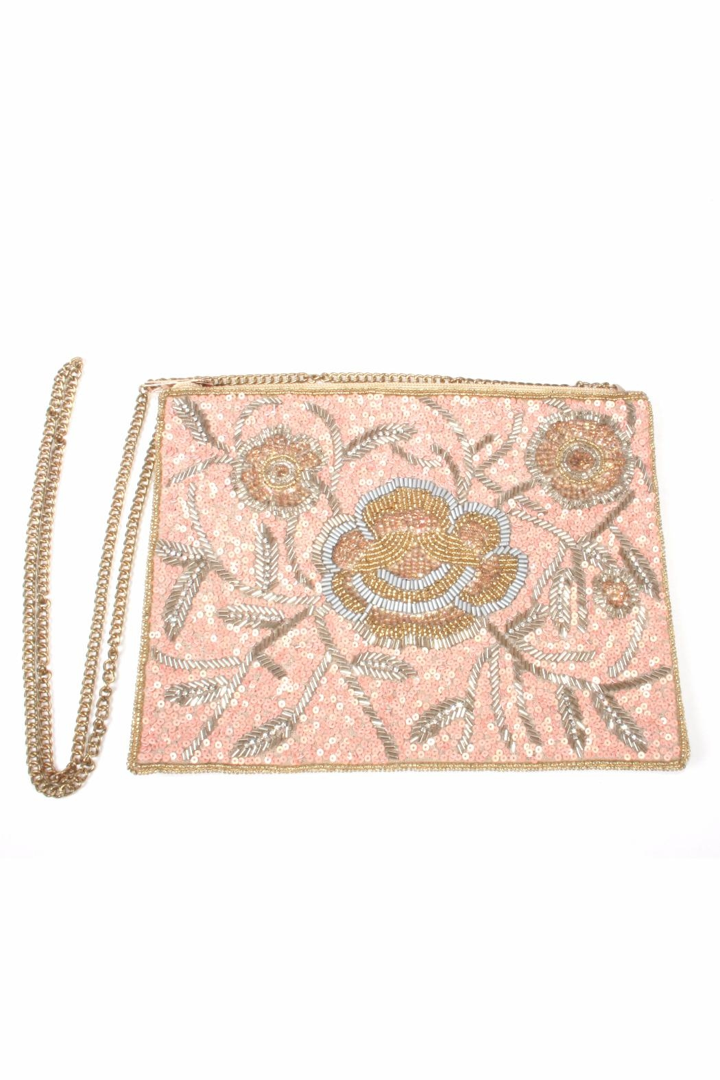 Lovestitch Vintage Inspired Clutch - Main Image