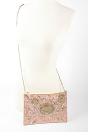 Lovestitch Vintage Inspired Clutch - Side cropped