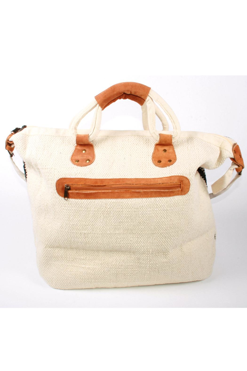 Lovestitch Weekend Travel Bag - Front Full Image