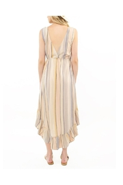 Saltwater Luxe Lovestoned Maxi Dress - Front full body
