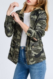 Lovetree Adrian Camo Jacket - Product Mini Image