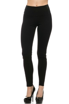 Shoptiques Product: Elastic Waist Leggings