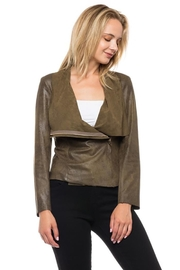 Lovetree Front Drape Jacket - Other