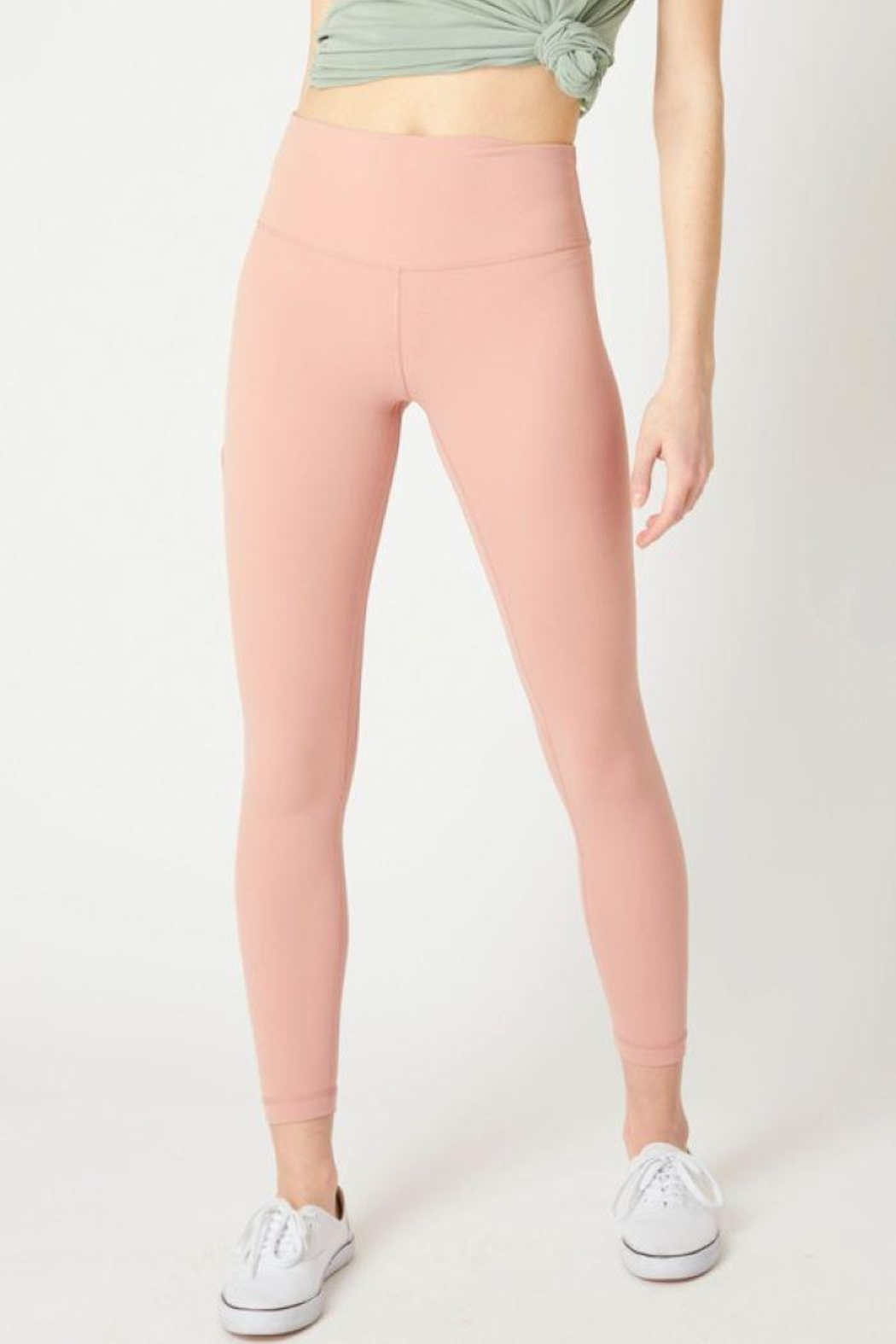 Lovetree High Waist Yoga Pants - Main Image