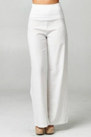 Lovetree Linen Palazzo Pants - Product Mini Image