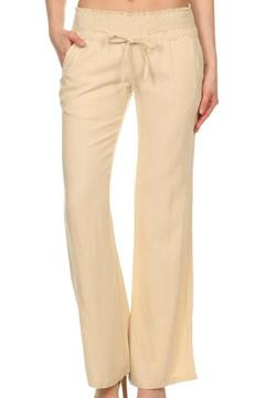 Lovetree Linen Pants - Product List Image