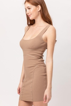 Lovetree Lovely Bodycon Dress - Product List Image
