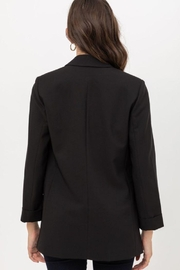 Lovetree Oversized Vertigo Blazer - Front full body