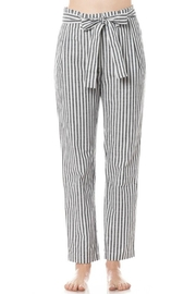 Lovetree Paperbag  Stripe Trousers - Product Mini Image