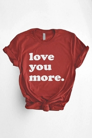 Aspen and Knox Lovie You More. Tee - Product Mini Image