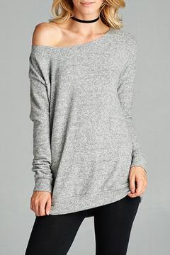 Loving People Boat Neck Top - Product List Image