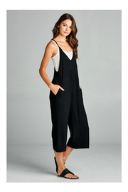 Loving People Loose Fit Jumpsuit - Front cropped