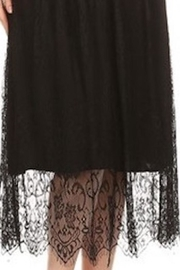 Lovposh Vintage Black Lace - Front full body