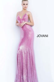 Jovani PROM Low Back Gown - Product Mini Image