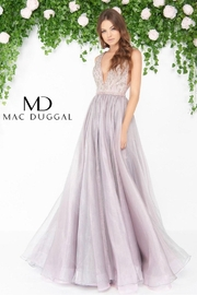 CREATIVE IMPORTS/ MAC DUGGAL LOW BACK GOWN - Product Mini Image