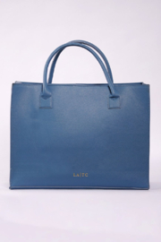 Los Angeles Trading Co.  Low Key Boujee Modern Tote - Back cropped