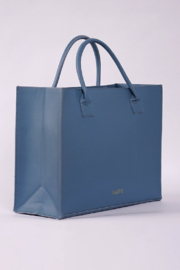 Los Angeles Trading Co.  Low Key Boujee Modern Tote - Side cropped