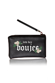Los Angeles Trading Co.  Low Key Boujee Pouch - Product Mini Image