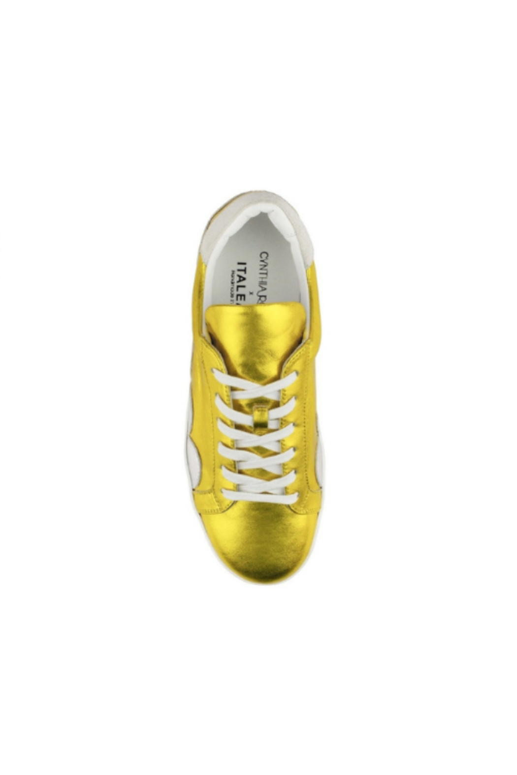 Cynthia Rowley Low Rider Sneaker - Back Cropped Image