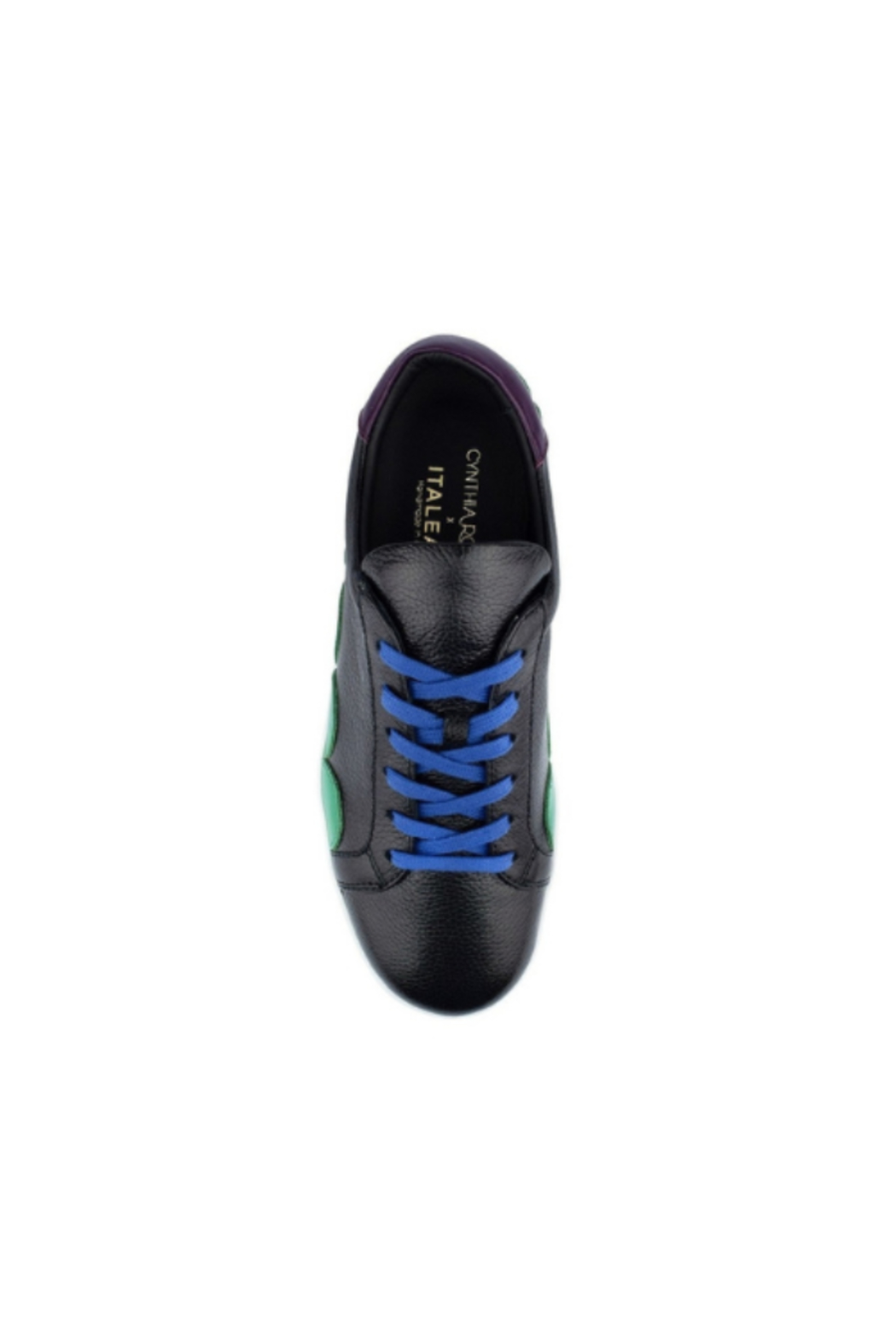 Cynthia Rowley Low Rider Sneaker - Side Cropped Image