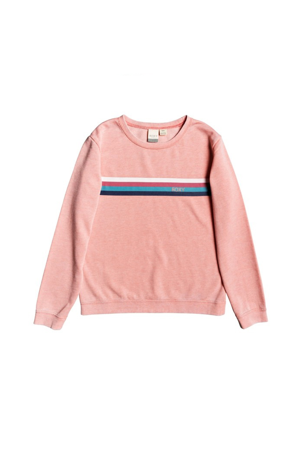 Roxy Low Rising Sweatshirt B - Front Cropped Image