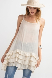 easel Lowly Silky Cami - Other