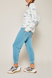 All Things Fabulous Lowrider Sweats - Front cropped