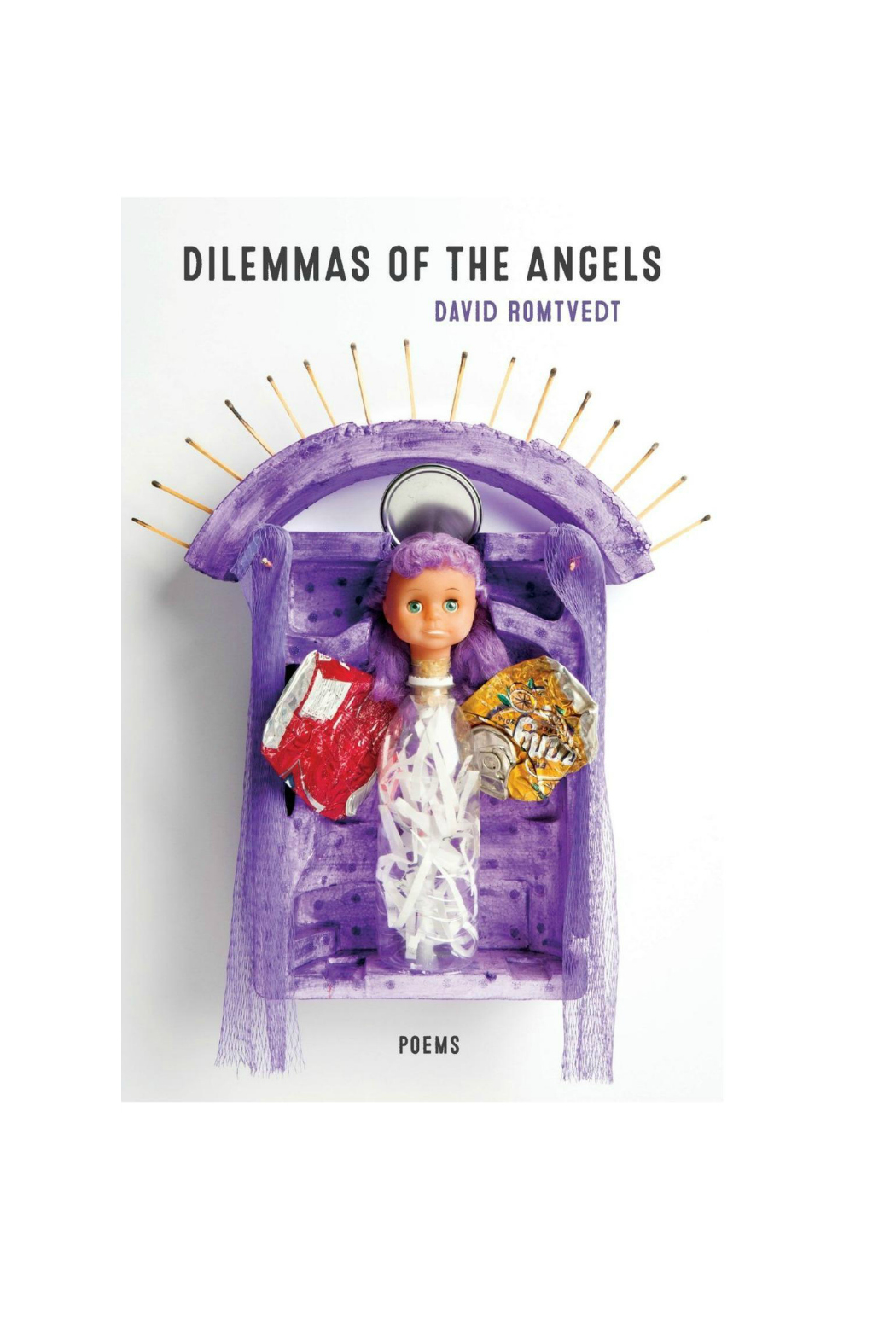 LSU Press News Dilemmas Of Angels Book - Main Image