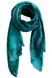 LUA Watercolor Silk Scarf - Product Mini Image