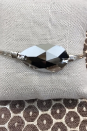 Luca + Danni Teardrop Clear Bracelet - Product Mini Image