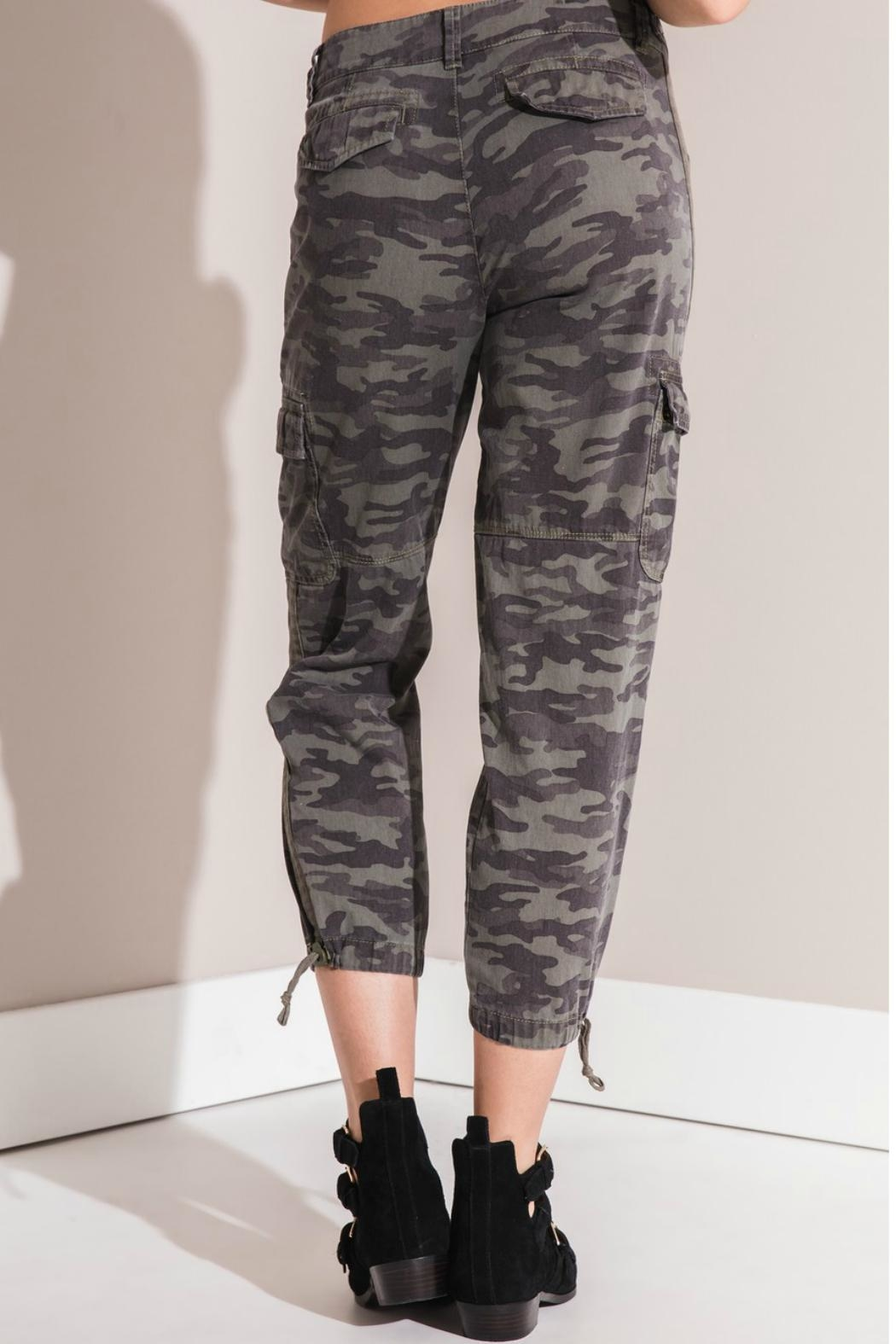 rag poets Lucah Camo Cargo - Side Cropped Image