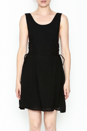 lucca couture Naja Mini Dress - Front full body
