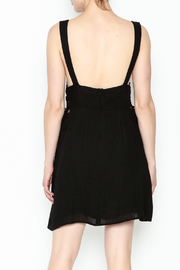 lucca couture Naja Mini Dress - Back cropped
