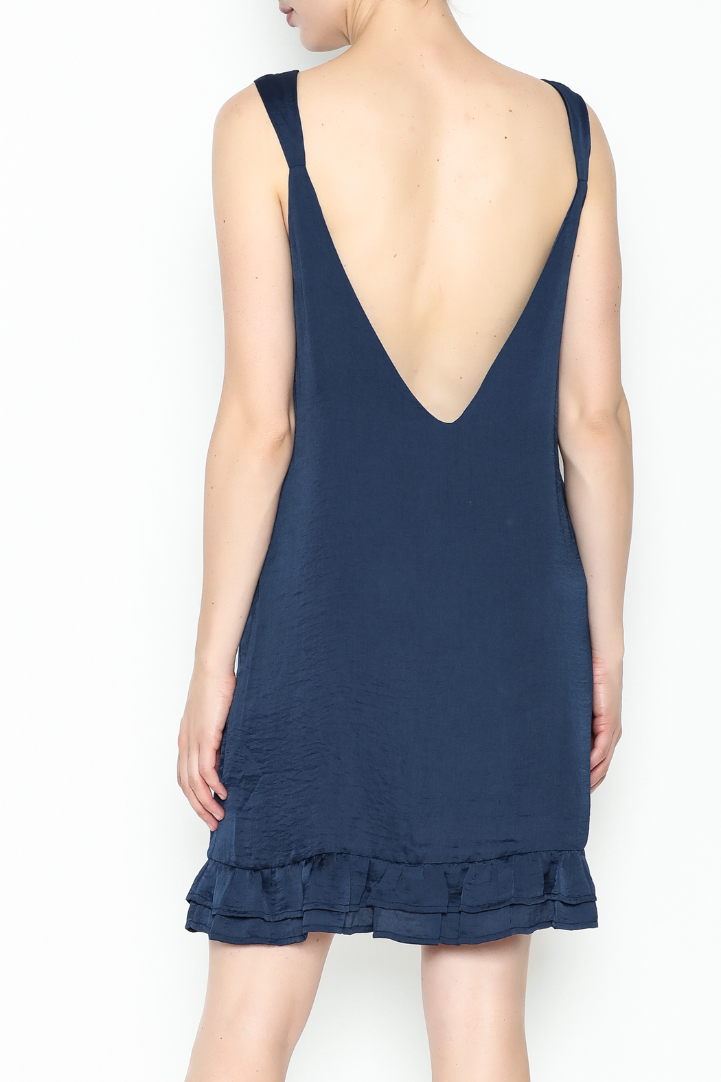 lucca couture Sloane Dress - Back Cropped Image