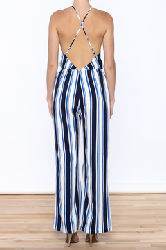 lucca couture Plunge Neck Jumpsuit - Alternate List Image