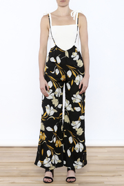 lucca couture Tulip Overall Jumpsuit - Front cropped