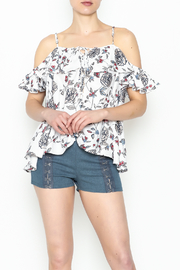 Lucca Feeling Free Top - Front cropped
