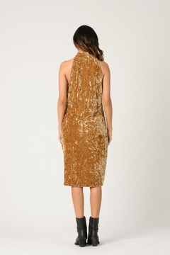 lucca couture Mila Velvet Dress - Alternate List Image